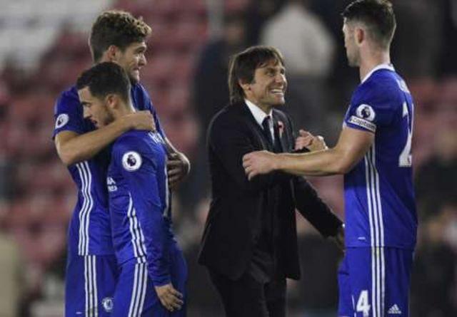 Chelsea yinjirijwe na Costa hamwe na Hazard