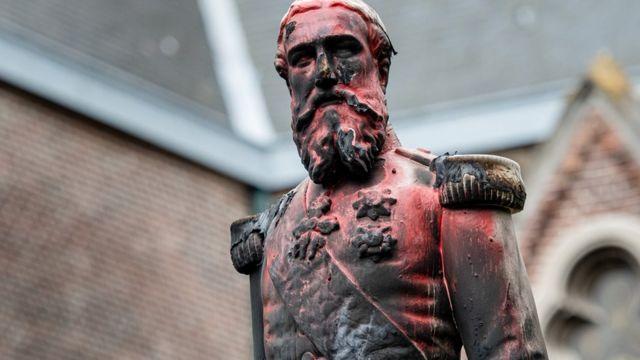 Estatua de Leopoldo II