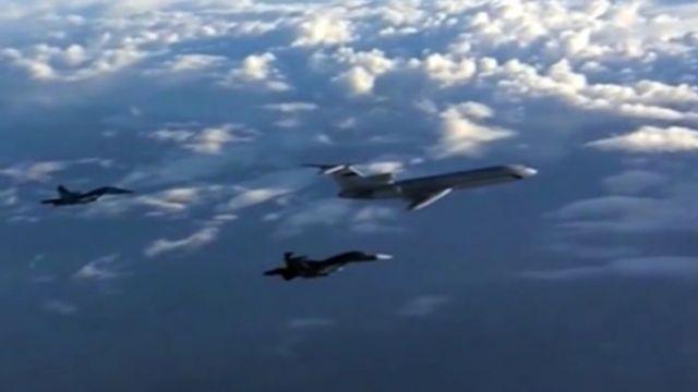 ترسل روسيا طائرات من طراز تي يو 154 إلى سوريا باستمرار