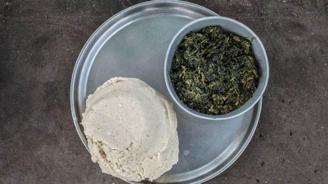 Obrok se služi u logoru Palorinia