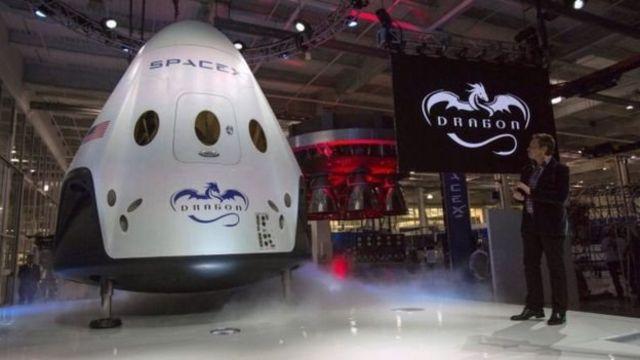 مركبة فضاء