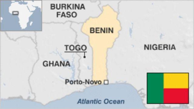 Benin n'ibihugu biyikikije