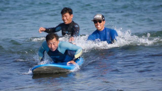 Playa de Majon, Corea del Norte