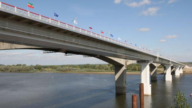 киров, мост, кировская область
