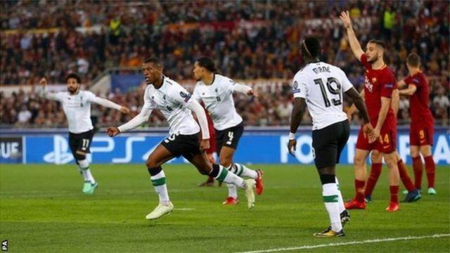 Ndị Roma na Liverpool