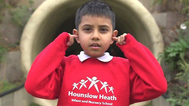 Pupil in Hounslow