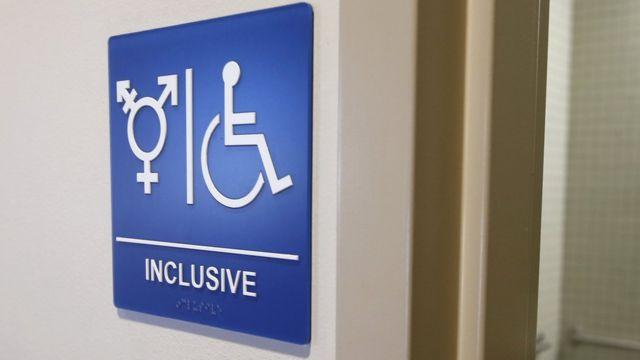 بعض الأماكن خصصت مراحيض للجميع