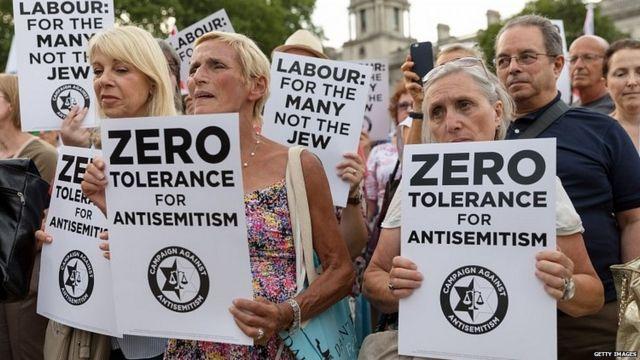 В антисемитизме различных высокопоставленных политиков-лейбористов обвиняют не в первый раз и не первый год