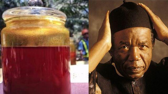 Achebe kwuru na ilu bụ mmanụ nri ndị Igbo ji eri okwu