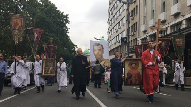 Лиргија на улицама Београда
