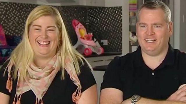 Kate dan Peter Hill