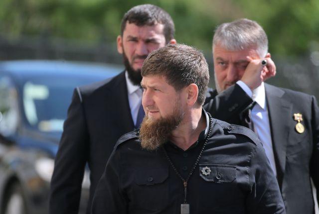 Кадыров, Даудов, Делимханов, Чечня
