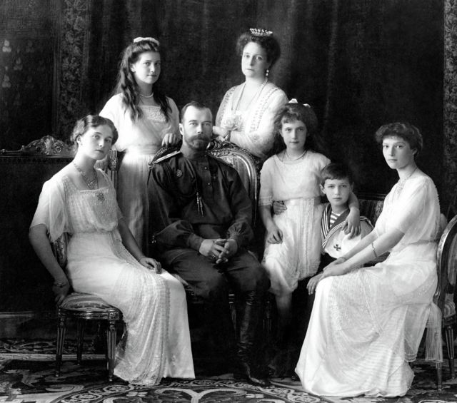 Семья Николая II