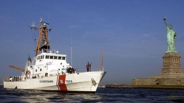 Український військовий флот отримає два катери класу Island, які раніше використовувала Берегова охорона США