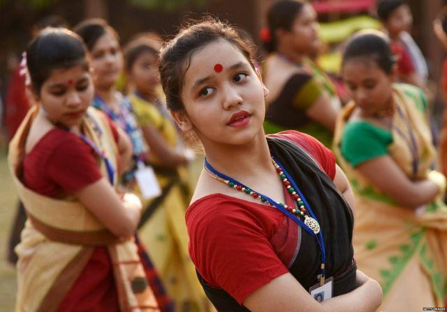 असम की युवतियां