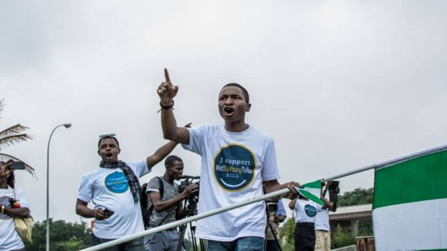 Hamzat Lawal believe say di work of Not-Too-Young-to-Run movement go get impact for di elections wey dey come