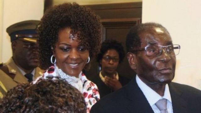 Robert Muagbe yagenywe guserukira Zanu PF mu 2018