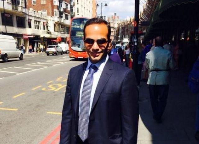 بابادوبولوس في شارع بلندن