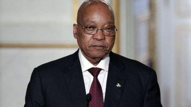 Perezida Zuma