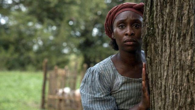 """Cynthia Erivo fue nominada como mejor actriz por su papel en """"Harriet""""."""