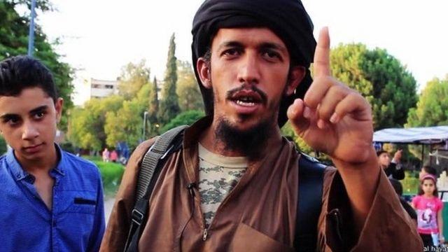 Salim Mubarok Attamimi alias Abu Jandal
