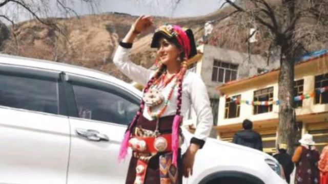 Video de Lamu en Douyin