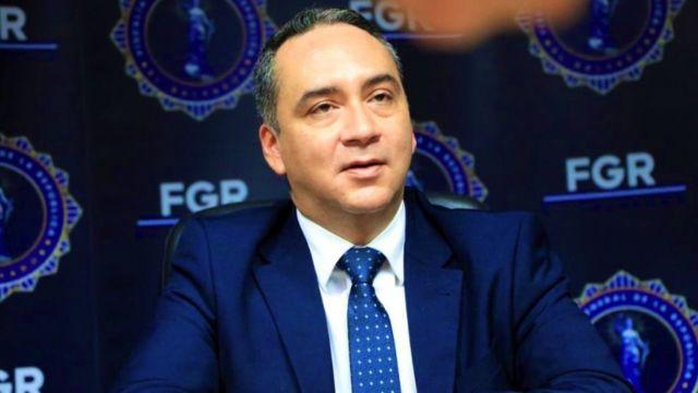 Rodolfo Delgado, nuevo fiscal general de El Salvador
