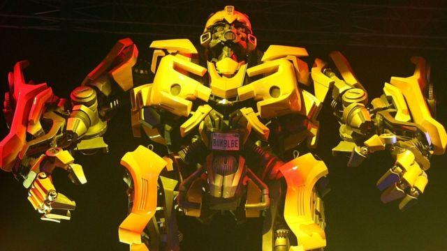Transformers' Skye scenes no longer in disguise