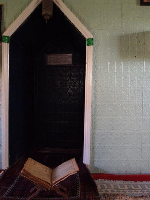 অস্ট্রেলিয়ার দুর্গম মরুভূমিতে এখনও টিঁকে আছে প্রাচীন কিছু মসজিদ