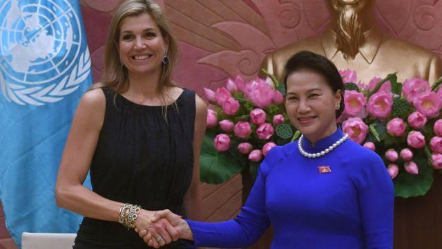 Bà Kim Ngân