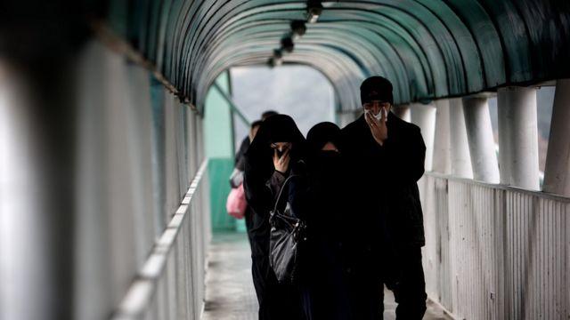 آلودگی هوا در تهران در سالهای اخیر به حد بحرانی رسیده است