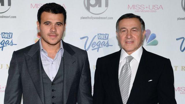 Emin və Araz Ağalarov