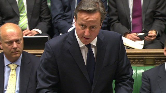 David Cameron: 'Tunisia death toll likely to rise'