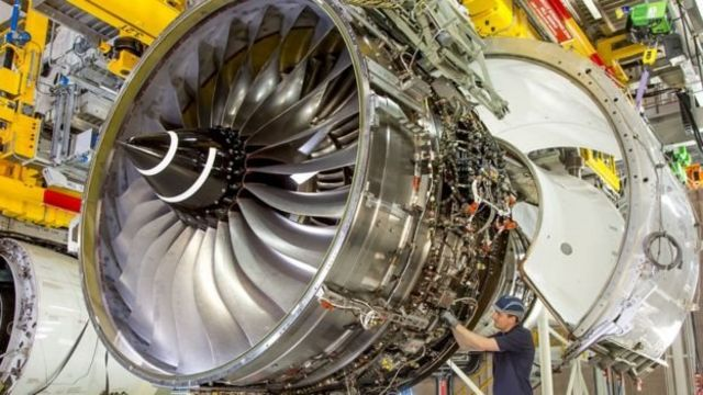 โรลส์-รอยซ์ บริษัทเครื่องยนต์ยักษ์ใหญ่ของโลกสัญชาติอังกฤษ