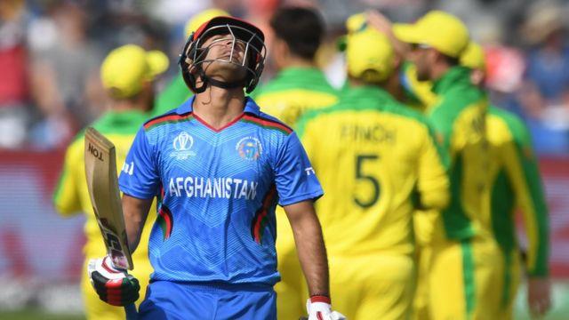 کریکت یکی از پرطرفدارانترین ورزشها در افغانستان است