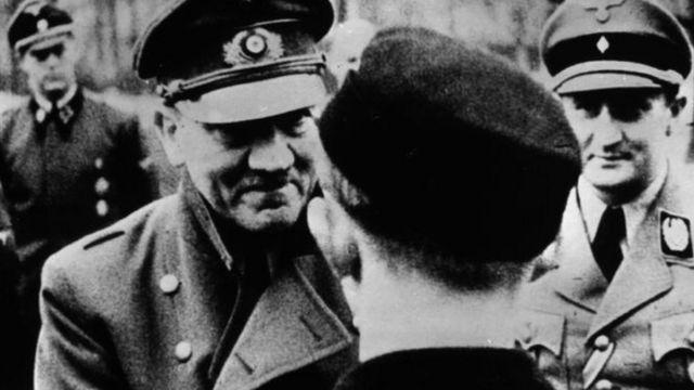 हिटलर की अंतिम आधिकारिक तस्वीर