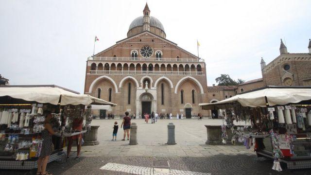 Basílica de Santo Antônio em Pádua
