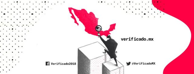 La portada de Verificado 2018