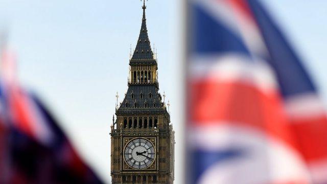倫敦大本鐘