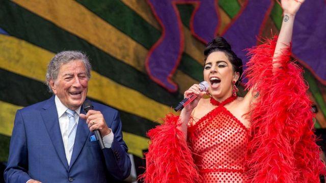 Благодаря сотрудничеству с Леди Гага 80-летний Тони Беннетт открыл для себя новые творческие горизонты