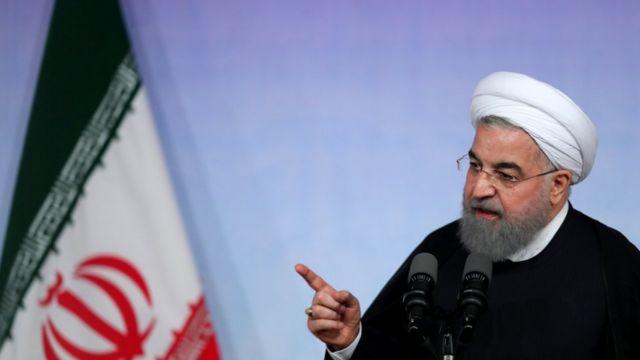 روحاني يلقي كلمة بمناسبة بدء العام الدراسي الجديد