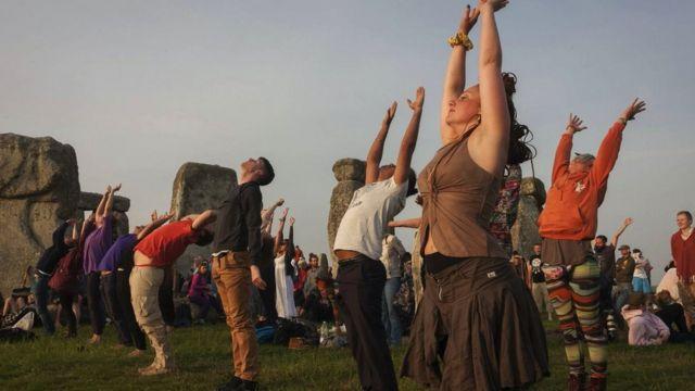 Молитва ритуальний танець