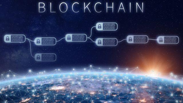 Una ilustración del blockchain