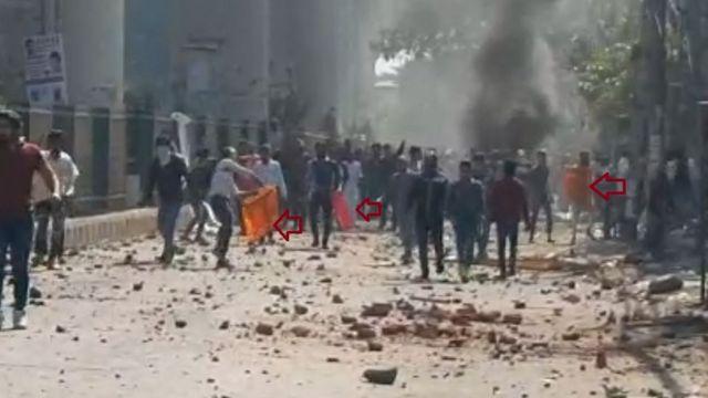 दिल्ली , हिंसा