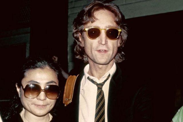 Джон и Йоко, 1980г.