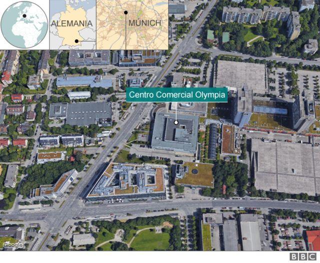 Centro comercial Olimpya