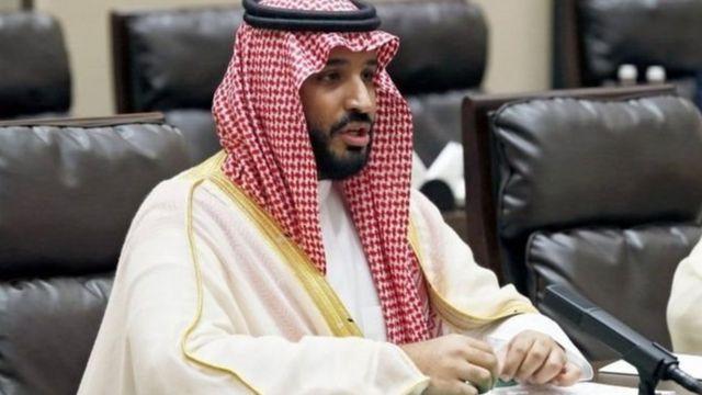 Hatua hiyo inaimarisha hatua ya mwanamfalme Mohammed bin Salman