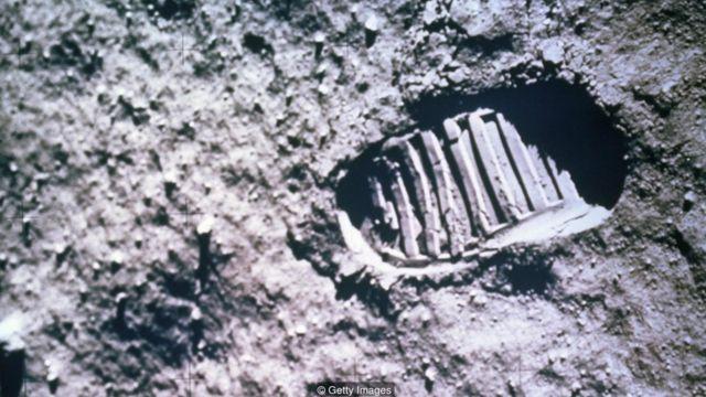 Jejak kaki astronot