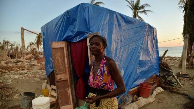 Haiti faces a 'major food crisis', its interim president says