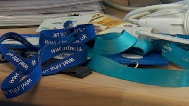 NHS warning: Drivers wearing lanyards 'risk injury'